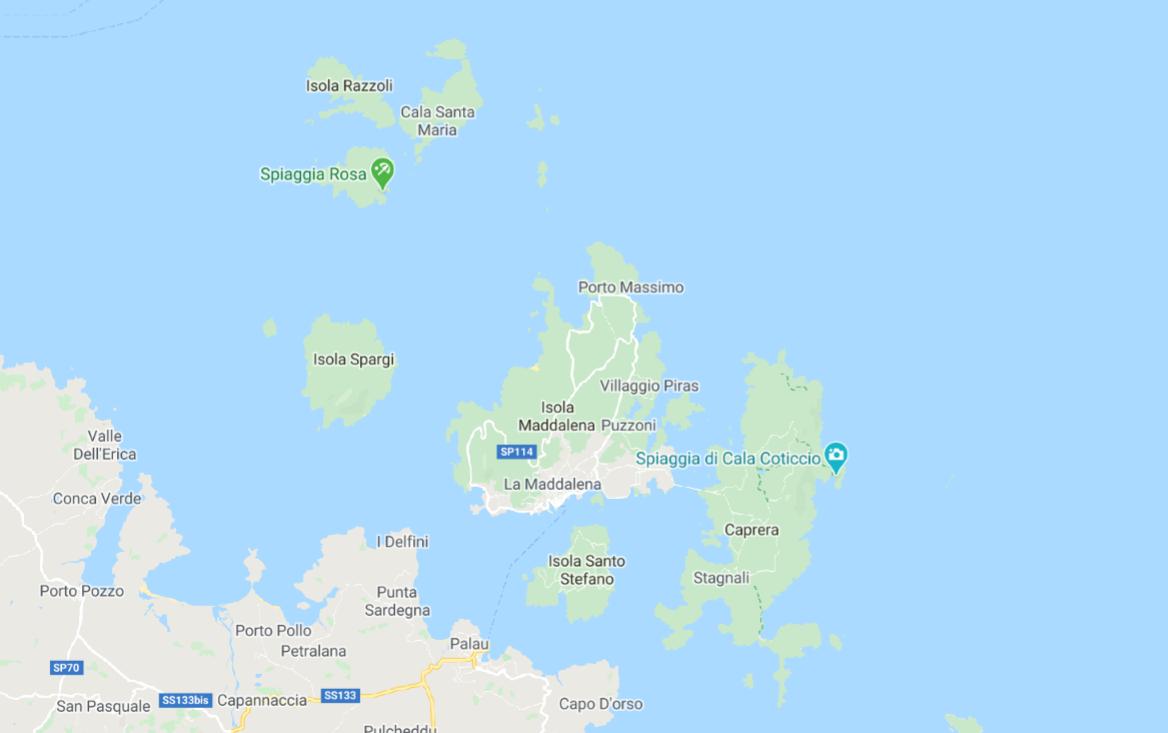 seaescape mappa